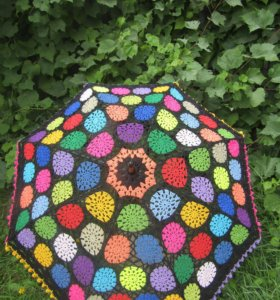 Ажурный зонт(продажа, прокат)