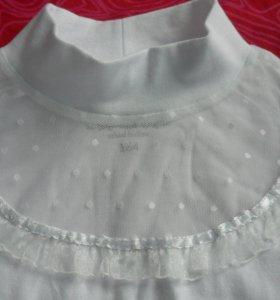 Школьные блузки в новом состоянии