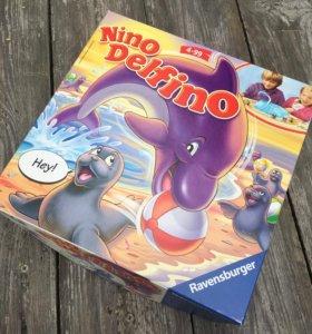 Настольная игра Dino Delfino