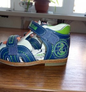 Новые сандали ортопедические