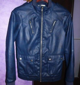 Кожанна куртка