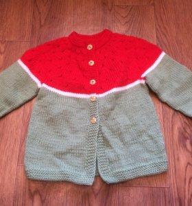 Джемпер/пуловер/кофта/кардиган детский