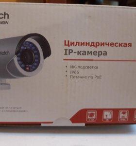 IP-камера (цилиндрическая)