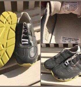Новые кроссовки DG размер 36