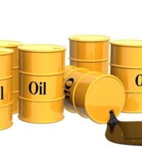 Моторное масло отработанное