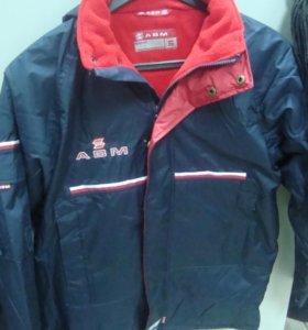 Новая куртка еврозима, размер 48-50