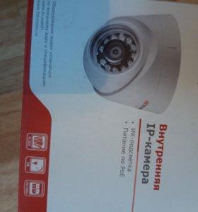 IP-камера(внутренняя)