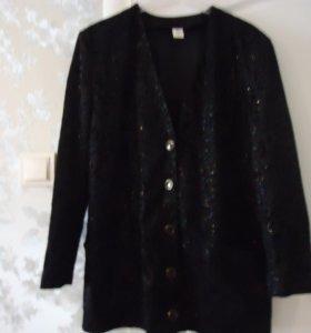 пиджак женский нарядный