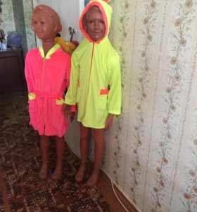 Детский халат Новое