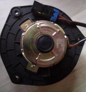мотор печки ВАЗ 2111 2123 1117-1119