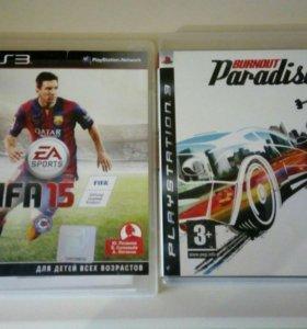 FIFA 15, BURNOUT PARADISE