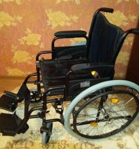 Новое иналидное кресло-каталка