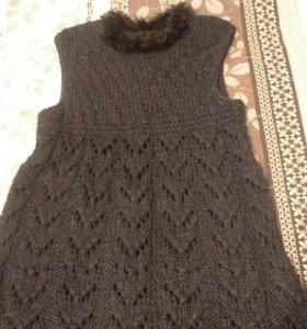 Платье-сарафан для девочки
