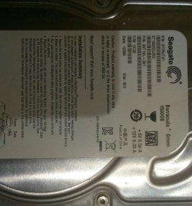 Жесткий диск ,можно обмен на видюху 1 Gb