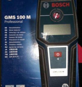 Детектор проводки Bosh GSM 100M Prof