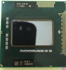 Intel Core i7-720QM для ноутбука