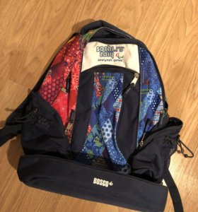 Рюкзак с олимпиады в сочи