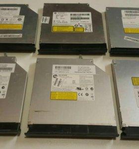DVD приводы для ноутбуков.