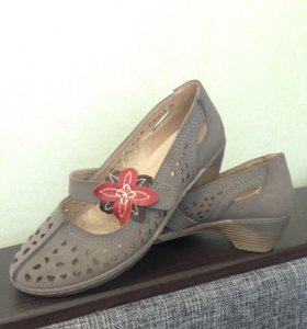 Туфли натур кожа 36