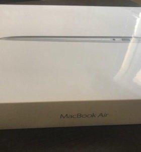 "Apple MacBook Air 13,3"" - новый запечатанный"