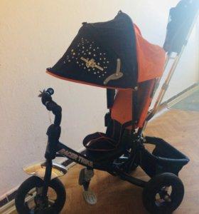 Велосипед трехколёсный Racer Trike.