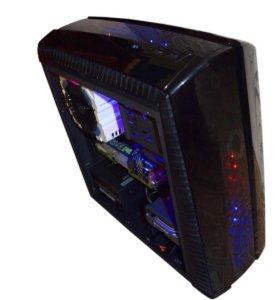 Мощнейший системник. I5-7500 + GTX 980