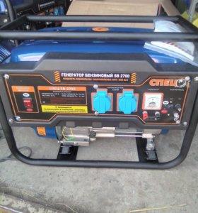 Бензиновый генератор спец sd 2700