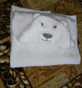 Детское полотенце новое