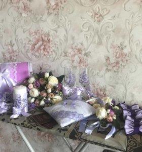 Свадебный букет свадебные аксессуары