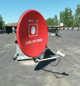 Спутниковое ТВ - МТС