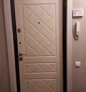 Железная Новая Входная Дверь