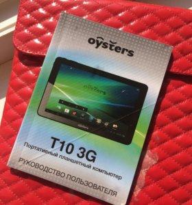 Планшет oysters T10 3G