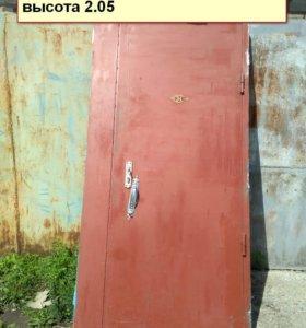 русские двери б\у