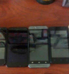 Телефоны и планшеты