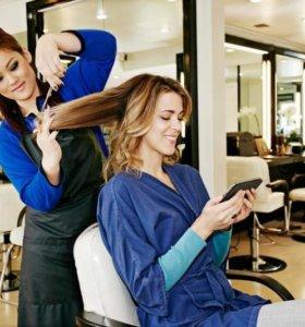 Парикмахер, мастер, парикмахер-универсал