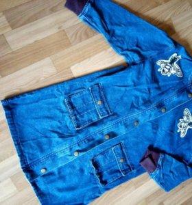 Джинсовые и шорты