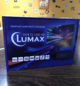 Эфирный цифровой приемник Lumax