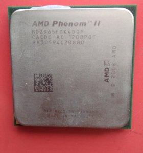 Процессор AMD Phenom II
