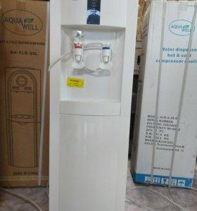 Кулер новый Aqua Well BH-YLR-16LD/E