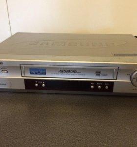 Видеомагнитофон Samsung VHS