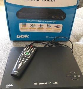 ТОРГ DVD плеер BBK DV033S