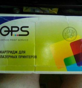 Картридж на HP принтер