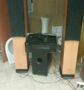 Аудио-видео ресивер VSX D712