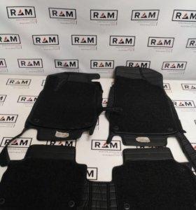 Комплект ковров 3D Lexus RX 330