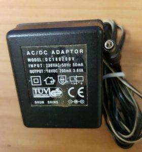 Блок питания, AC/DC адаптер.