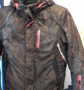 куртка горнолыжка