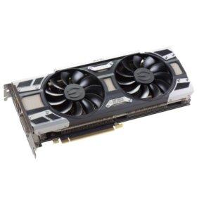 Видеокарта EVGA nVidia GeForce GTX 1070 8GB