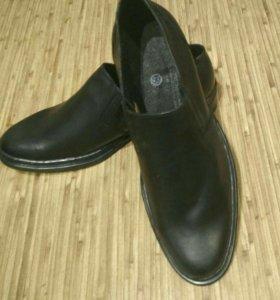 Туфли и берцы