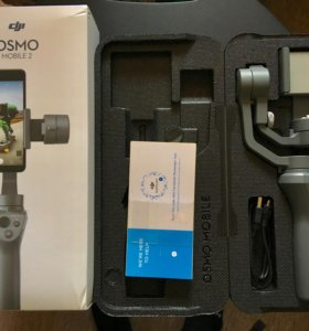 DJI OSMO mobile 2 black
