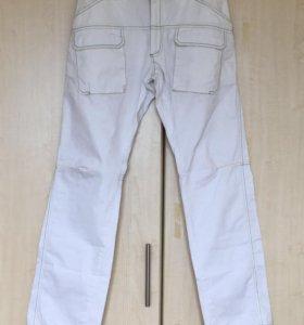 Новые итальянские летние джинсы-слаксы Sasch